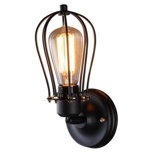 Настенный светильник LOFT IT Loft Cage Loft2106W, 60 Вт лампочка loft it 1003 c