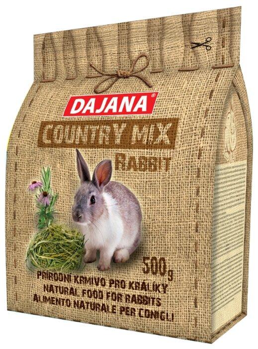 Корм для кроликов Dajana Country Mix 500 г