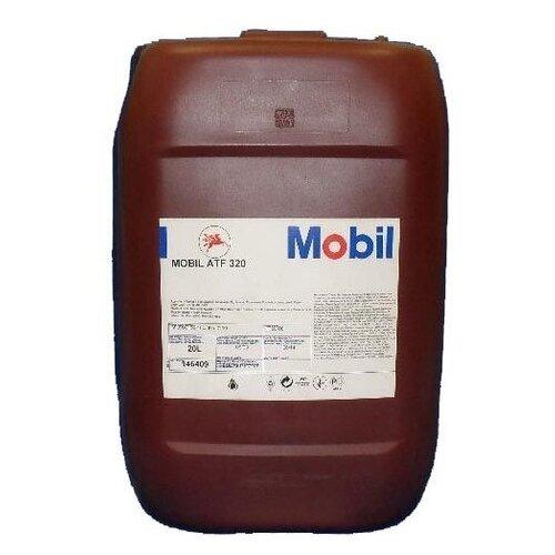 Коробка передач масло MOBIL ATF 320 20 л трансмиссионное масло mobil atf 320 1 л
