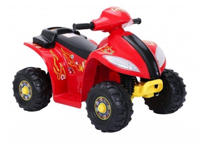 Tommy Электроквадроцикл Tommy HD-4 красный/red