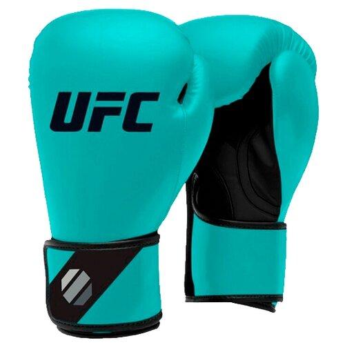 Фото - Боксерские перчатки UFC Sparring 6-16 oz голубой 12 oz боксерские перчатки ufc sparring 6 16 oz желтый 12 oz