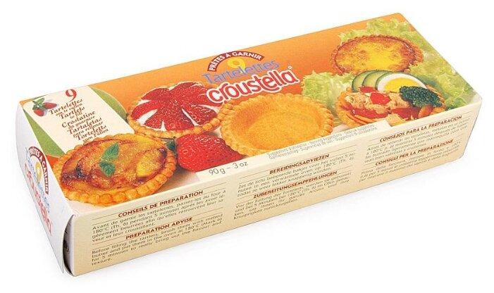 Croustella Тарталетки из слоеного теста