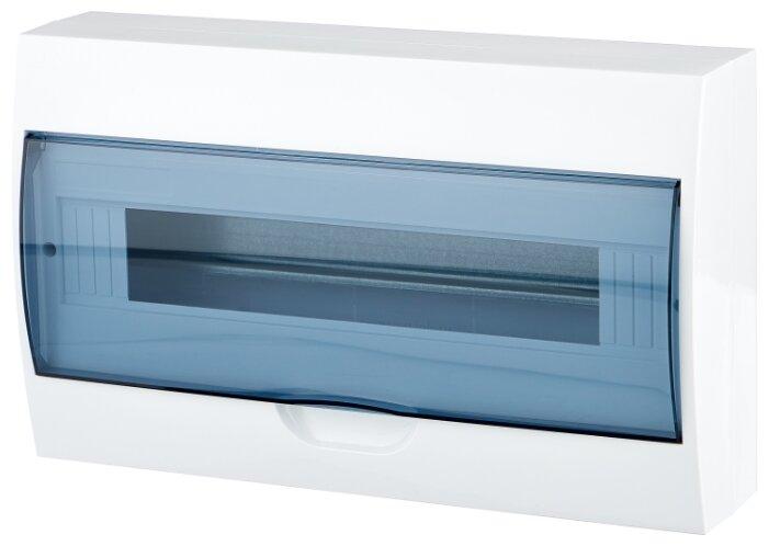 Щит распределительный IEK ЩРН-П-18 навесной, пластик, модулей 18