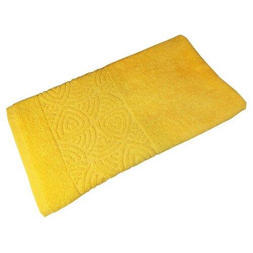 Belezza Полотенце Маракеш банное 70х120 см желтый