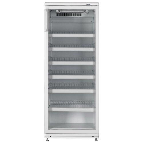 Шкаф-витрина ATLANT ХТ-1003-000 белый атлант холодильная витрина атлант хт 1003 белый однокамерный