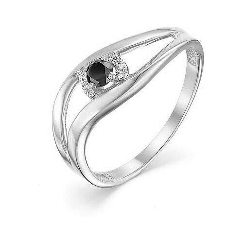 Фото - Мастер Бриллиант Кольцо с 7 бриллиантами из белого золота 1-106-778, размер 18 yvel кольцо с 7 бриллиантами из белого золота 2061000231632 размер 18