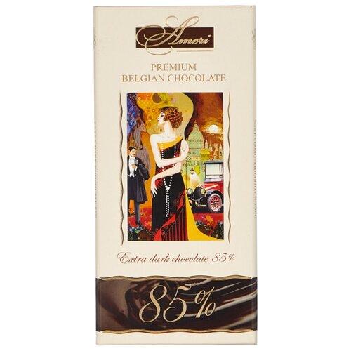 шоколад ameri горький 57% с лимоном и черным перцем 100 г Шоколад Ameri горький 85% какао, 100 г