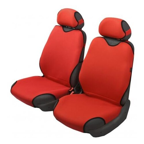 цена на Комплект чехлов Azard Sprint передний красный