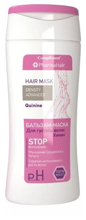 Compliment PharmaHair Бальзам-маска для густоты волос