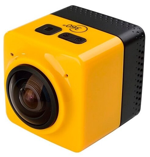 Сравнение с Экшн-камера SITITEK Cube 360