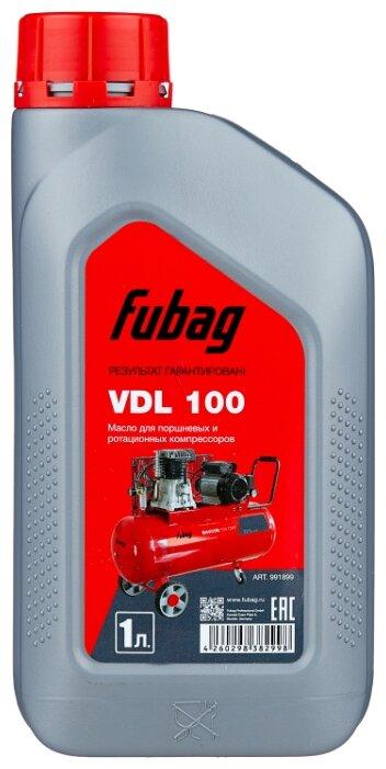 Масло для компрессоров Fubag VDL 100 1 л