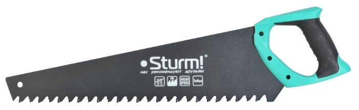 Ножовка по ячеистому бетону 500 мм Sturm! 1060-92-500