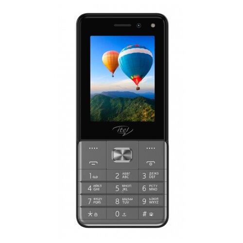 Телефон Itel it5250 серый