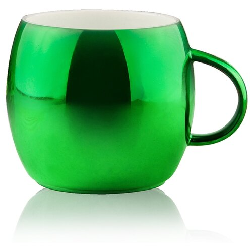 Asobu Кружка Sparkling mugs 380 мл зеленый термокружка 0 38 л asobu sparkling mugs золотистая mug 550 gold