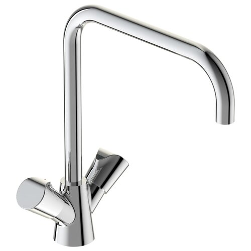 Фото - Смеситель для кухни (мойки) VIDIMA Нео BA337AA двухрычажный смеситель для ванны vidima нео ba334aa