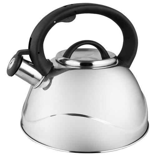 Webber Чайник со свистком BE-0524 3 л стальной