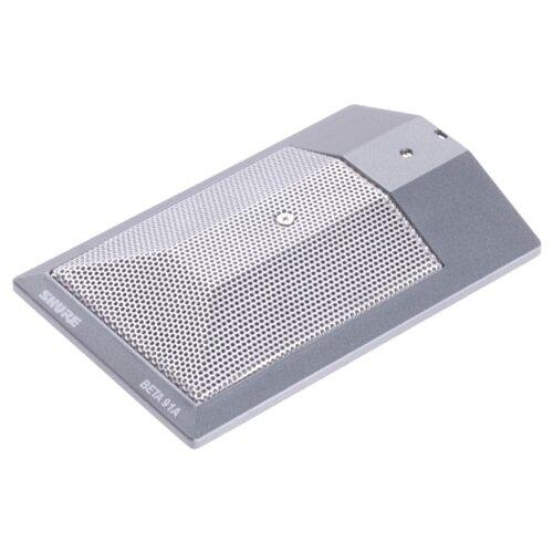 Микрофон Shure BETA 91A серебристый инструментальный микрофон shure beta 98a c