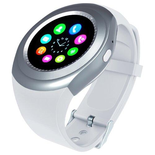 Часы Smarterra SmartLife R белый часы smarterra smartlife vega