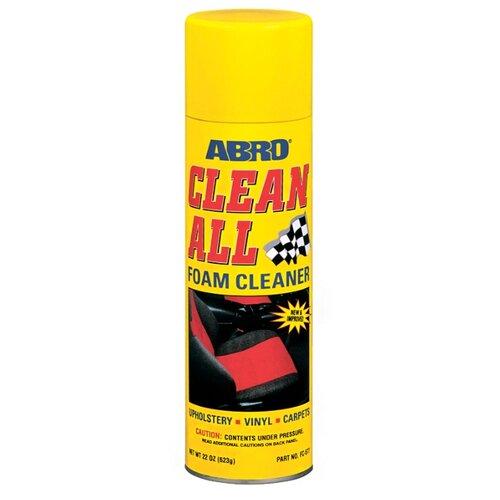 ABRO Очиститель для салона и кузова автомобиля FC-577, 0.623 л