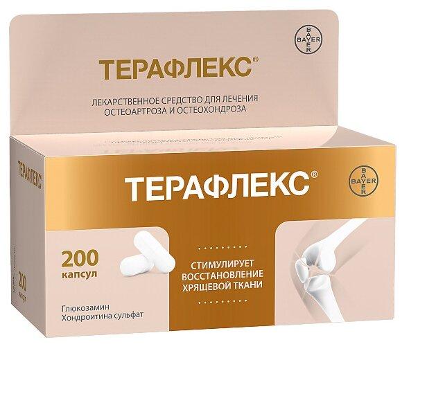 Терафлекс капс. №200