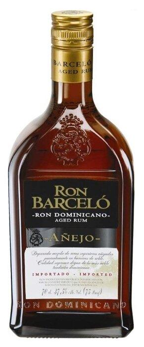 Ром Barcelo Anejo, 3 года, 0.7 л