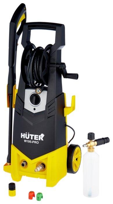Мойка высокого давления Huter W195-PRO 2.5 кВт