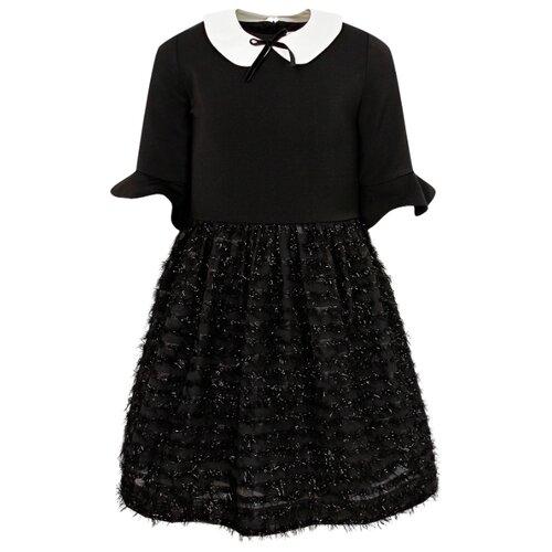 Платье Abel & Lula размер 140, черный