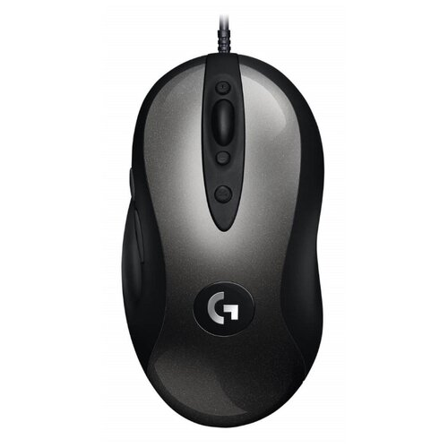 Мышь Logitech G MX518 Legendary черный мышь logitech g g604 black wireless черный