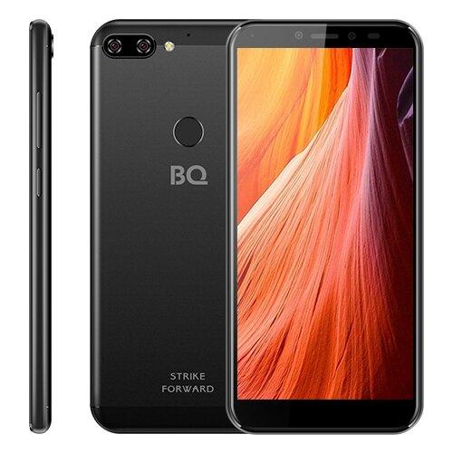 Смартфон BQ 5528L Strike Forward черный смартфон