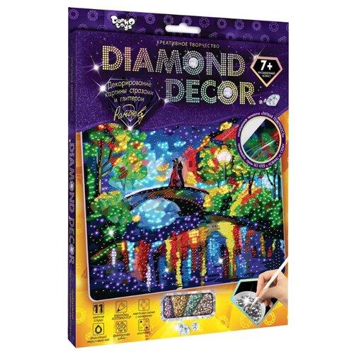 Купить Danko Toys Набор алмазной вышивки Diamond Decor Рандеву (DD-01-07) 20.5х26 см, Алмазная вышивка