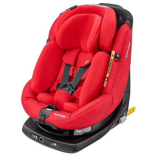 Автокресло группа 1/2/3 (9-36 кг) Maxi-Cosi AxissFix Plus, nomad red