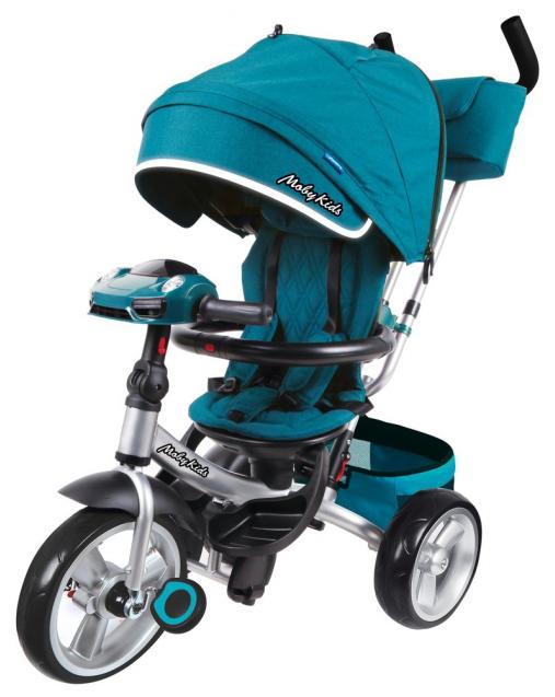 Трехколесный велосипед Moby Kids 641357