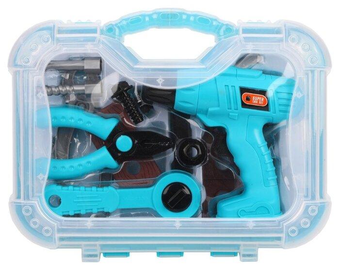 Наша игрушка Набор инструментов, 14 предметов 640982
