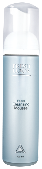 Fresh Look очищающий мусс для лица Facial