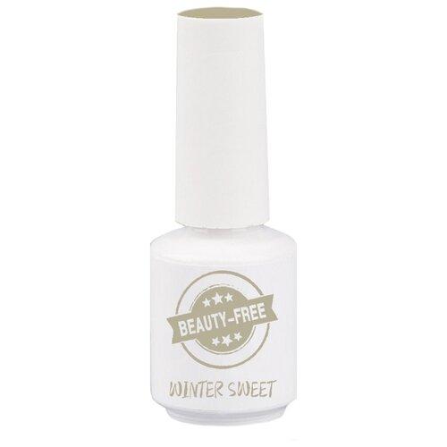 Купить Гель-лак для ногтей Beauty-Free Winter Sweet, 8 мл, бежево-серый