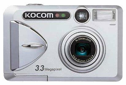 Фотоаппарат Kocom KDC-330