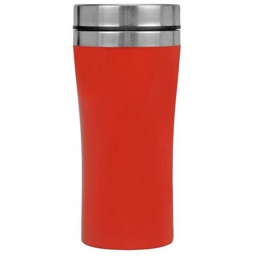 Кружка с термоизоляцией «Олимпия», красный/черный