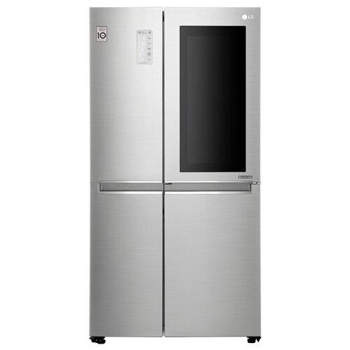 Холодильник LG DoorCooling+ GC-Q247CADC цена 2017