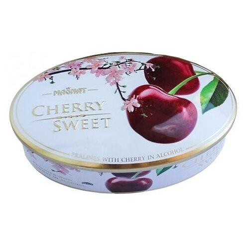 Набор конфет Magnat Сладкая вишня, 147 г белый/красный magnat power plus 213