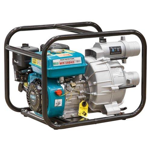 Мотопомпа Eco WP-1404D 7 л.с. 1400 л/мин