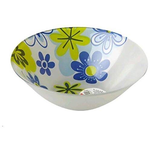 Pasabahce Салатник Spring 14 см 6 шт. белый/желтый/синий boulanger салатник стеклянный 25 см желтый