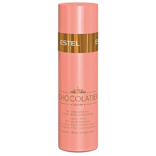 Фото - ESTEL бальзам для волос Otium Chocolatier Розовый шоколад, 200 мл estel крем для рук белый шоколад chocolatier 50 мл