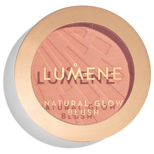 Lumene Румяна Natural Glow 3 Nude Glow lumene румяна natural glow 4 г lumene blush