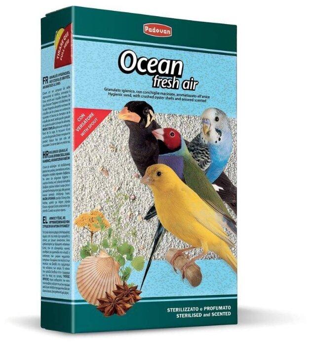 Песок Padovan Ocean Fresh Air 1 кг