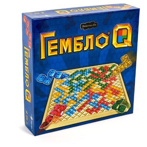 Настольная игра Эврикус Гембло Q эврикус настольная игра эврикус селестия