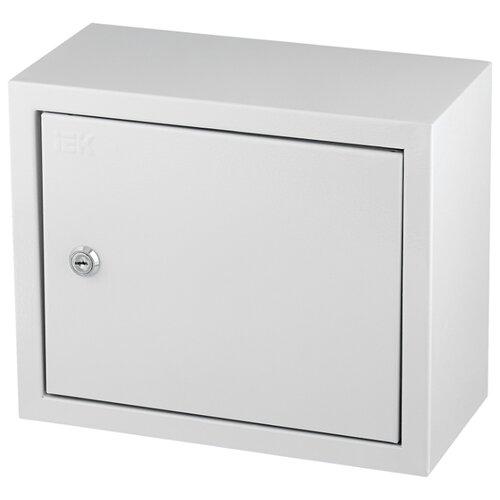Щит распределительный IEK YKM40-231-31 напольный, металл, серый