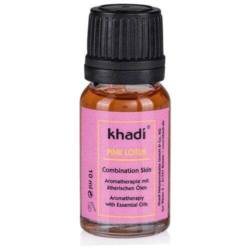 Khadi Naturprodukte Pink Lotus масло для лица и тела Розовый лотос, 10 мл khadi naturprodukte pink lotus масло для лица и тела розовый лотос 10 мл