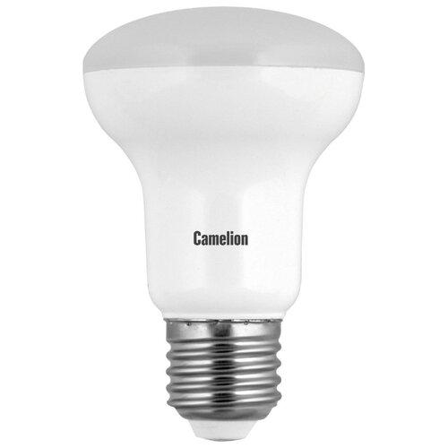 Лампа светодиодная Camelion 11661, E27, R63, 8.5Вт лампа светодиодная gauss 106002209 e27 r63 9вт