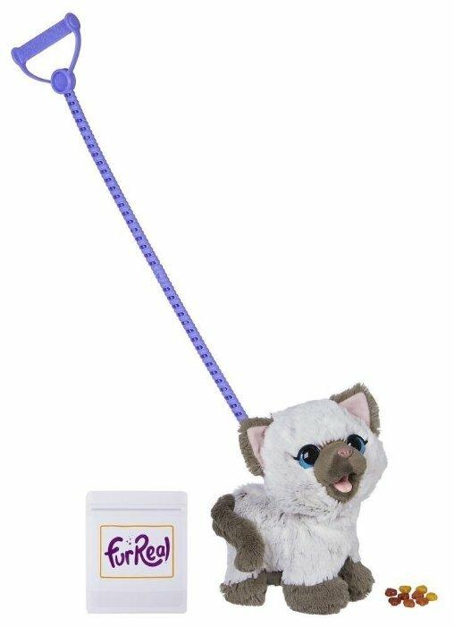 Интерактивная мягкая игрушка FurReal Friends Забавный котенок, друг Пакса