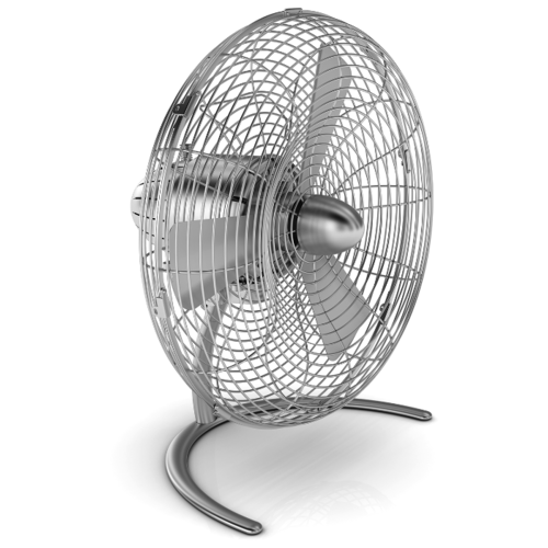Настольный вентилятор Stadler Form Charly little Original C-040OR металл